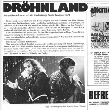 Ausriss: Seite 49 der SPUREN vom April 1979