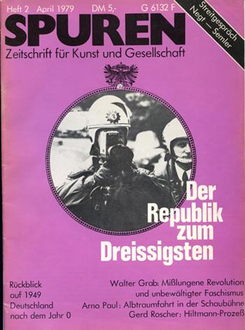 spuren april 1979 titel