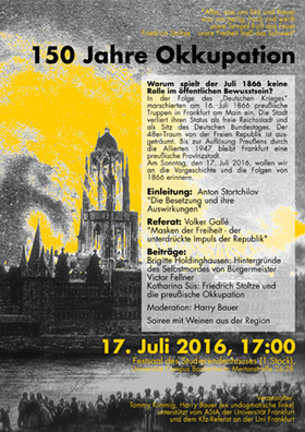 frankfurt 1866 plakat
