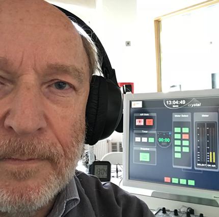 im radio x studio